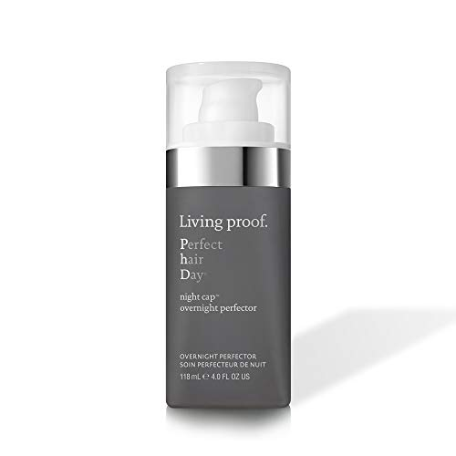 - Living Proof Perfect Hair Day Night Cap Overnight Perfector, 4 Ounce