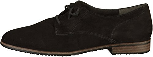 Tamaris Leder Pizzo Marrone 1-23204-28 343 Pepper Suede