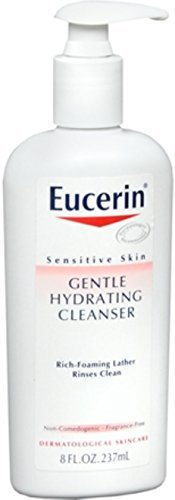 (Eucerin Gentle Hydrating Cleanser 8 oz by Eucerin)