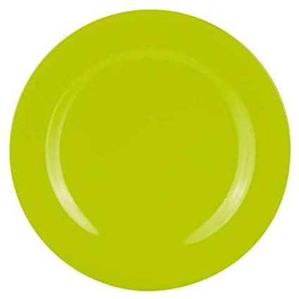 Designs BBQ Assiette Vert 28 cm Zak