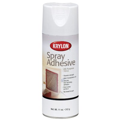 11 Oz Spray Adhesive 7010 [Set of 6]