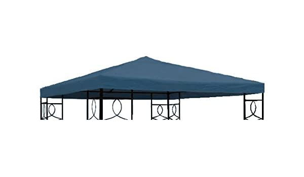 Spetebo Carpa para Techo 3 x 3 Metros - Azul - Impermeable - Carpa Techo: Amazon.es: Jardín