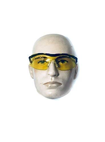 Óculos PROTEÇÃO UNIVET Noturno De Lente Amarela Anti Reflexo ultra leve   Amazon.com.br  Ferramentas e Construção 6a4a39a191