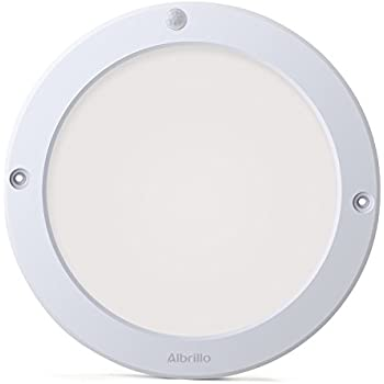 Albrillo indoor motion sensor light led ceiling lights flush mount albrillo indoor motion sensor light led ceiling lights flush mount for kitchen hallway bathroom mozeypictures Gallery