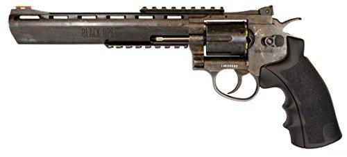 Black Ops B1180 Exterminator Full Metal Revolver, 8