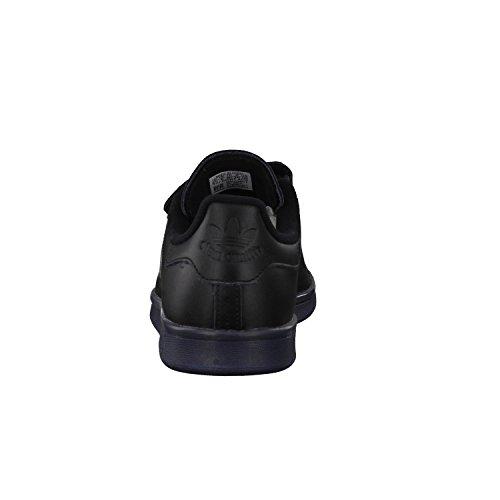 Stan Ginnastica adidas Smith da Scarpe CF Uomo Nero 74q4dP