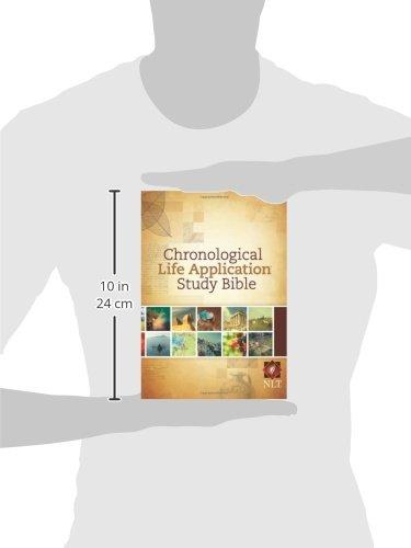 Image of Chronological Life Application Study Bible NLT