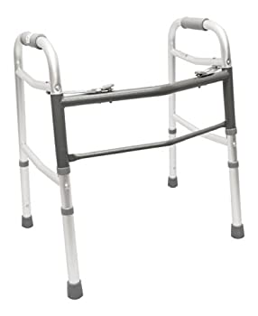Danny's World® Two-Button Folding and Height-Adjustable Walker (Child Walker)