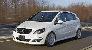 PSSC Pre Cut-Pellicola Compatibile con finestrini Auto Compatibile con Mercedes Classe B 2011 e Il 2016