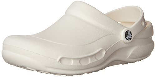Crocs Specialist Clog Work Unisex White AHqqWXpra
