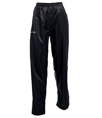 Regatta Women's Pack-it Outdoor Classics Walking Overtrousers X-Large Black