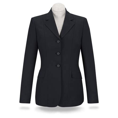 RJ Classics Ladies Sydney II Show Coat (Black, 4L)