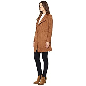 Brigitte Bailey Sonnet Coat Brown Women's Coat