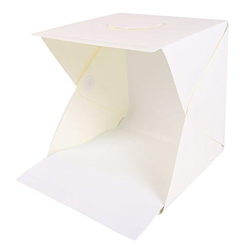 Diy Led Studio Light: Portable Mini Photo Studio DIY Mini Studio Lightbox By