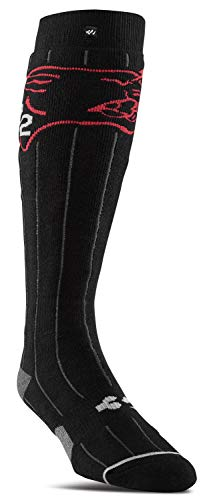 thirtytwo Jp Walker Black Signature Series Snowboarding Socks (L/XL, Black) (Jp Walker Two Thirty)