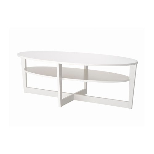 IKEA Coffee Table, White 1026.2952.3034