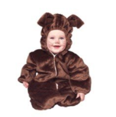 Bunting - Little Puppy Infant/Costume Costume Size (2 Month Old Baby Boy Halloween Costumes)