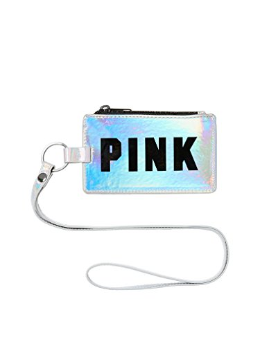 Victoria's Secret Pink Lanyard Silver