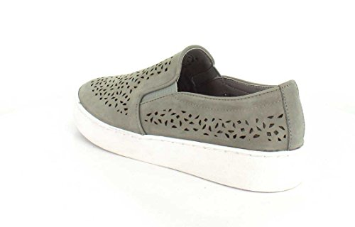 Midi Perf Instappers Sneaker Grijs Van Vionic Dames