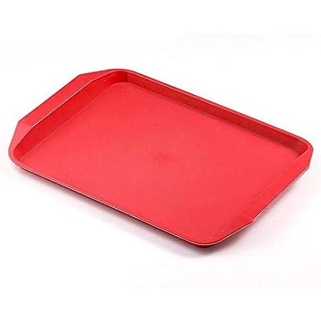 BSTLY plato plástico multi-especial bandeja de comida restaurante ...