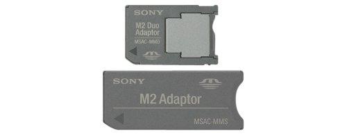 Sony M2 Duo Adaptor + M2 FS Adaptor Kit (Retail Package)