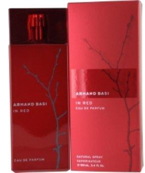 Armand Basi In Red Eau De Parfum Spray 3.4 Oz By Armand Basi 1 pcs sku# 961871MA by WMU