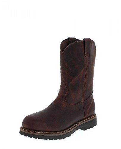 Copper Boots5172 Western Weite Fashion Uomo FB Stivali E g1HcUw