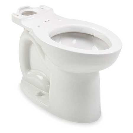 Toilet Bowl, Floor, Elongated, 16-1/2 In H by American Standard