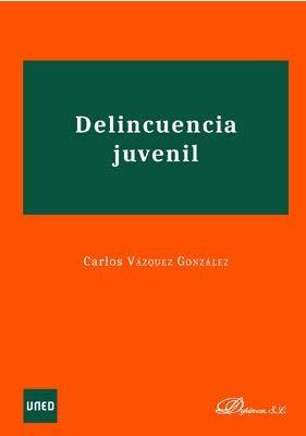 Delincuencia juvenil por Vázquez González, Carlos
