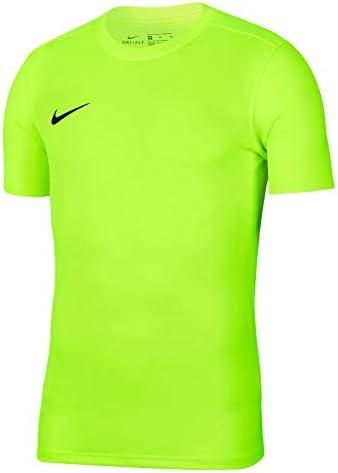 NIKE(ナイキ) メンズ パーク VII S/S ジャージ ゲームシャツ スポーツウェア プラクティスシャツ 半袖 Tシャツ bv6708-XL-702