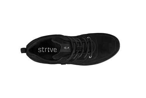 Strive Maine Footwear Ortopédico All Black Zapato zqzvR8r