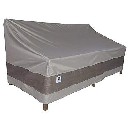 Amazon.com: Hebel Elegant Patio Sofa Cover | Model SF - 698 ...
