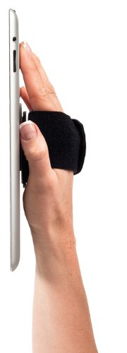Hand-e-holder: iPad/tablet/electronic reader holder