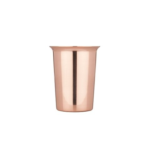 Viski Admiral Solid Copper Shot Glasses True Fabrication 4325