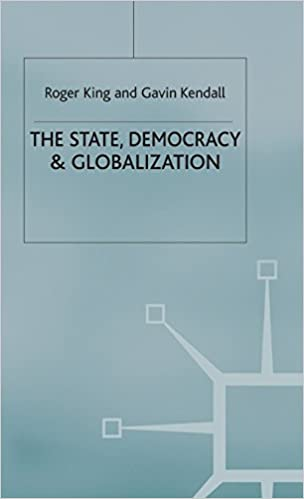 Book The State, Democracy and Globalization