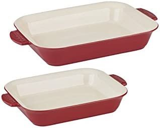 Cuisinart 2Pc. Ceramic Nestable Baker Set