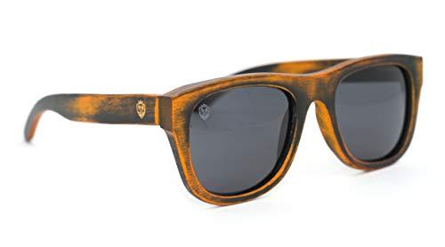 Óculos De Sol De Bambu Provenzano, MafiawooD