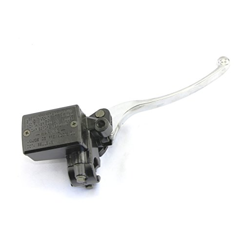 Replacement Brake Master Cylinder for TRX Rancher ATC Rincon Foreman (Front Mount Outlet Facing Front Tire)