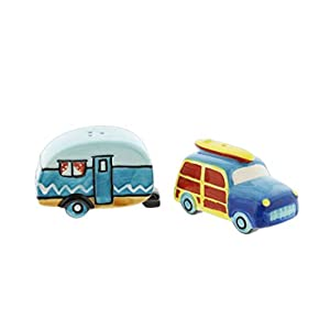 313evn5t2iL._SS300_ Beach Salt and Pepper Shakers & Coastal Salt and Pepper Shakers