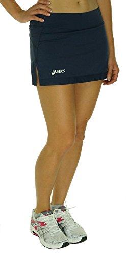 Asics Athletic Jersey - ASICS Women's Attacker Skort, Navy, Small