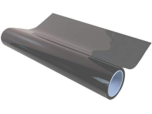 The Online Liquidator 60'' x50' feet Black Window Tint Film Roll - Medium Shade 35% VLT for Car and Residential Privacy Glass Easy DIY