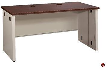 36u0026quot; X 60u0026quot; Steel Office Desk Shell Workstation, ...