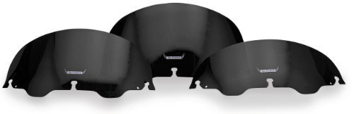 (Slipstreamer 10in. Replacement Windshield - Dark Smoke S-135-10DS by Slipstreamer)