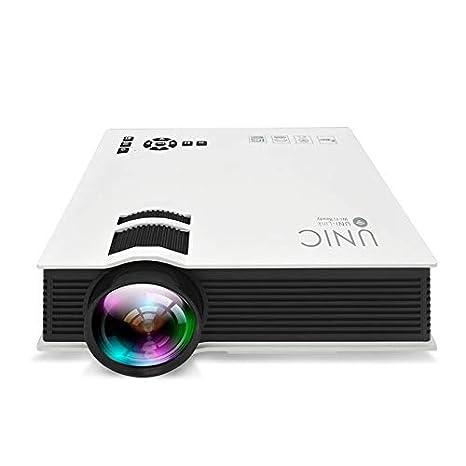 Mini Proyector Led HD,Admite 1080p, con Sistema De Enfriamiento ...