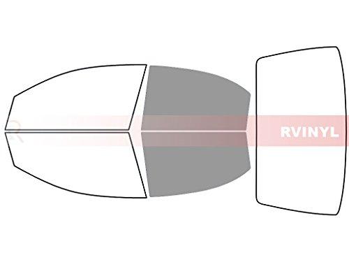 Rtint Window Tint Kit for Chevrolet Aveo 2009-2011 (Sedan) - Back Kit - 50%