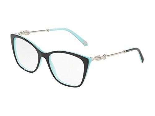 Tiffany Tf2155 8134 Cal.54 Occhiale Da Vista Havana Eyeglasses Sehbrille Donna nJu21NSIw