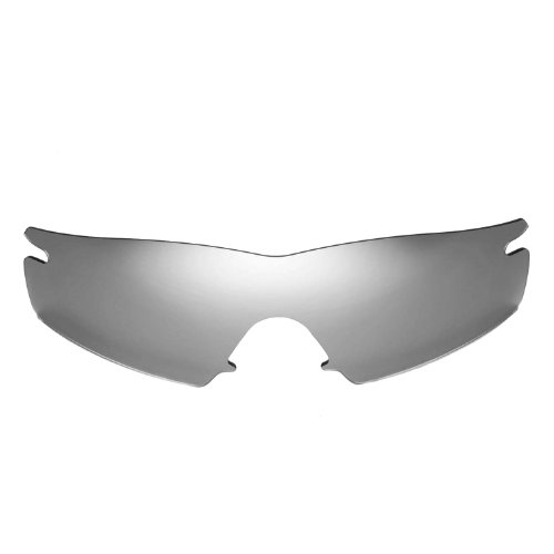 e2b23c916e Amazon.com  Cofery Replacement Lenses for Oakley M Frame Strike Sunglasses  - Multiple Options Available (Black - Non-Polarized)  Clothing