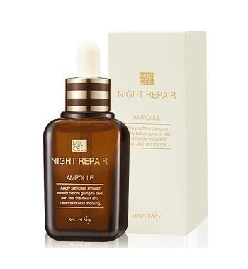 SecretKey-Multi-Cell-Night-Repair-Skin-Care