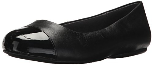 Scarpa Da Donna Napa Softwalk, Nero Nero, 5,0 M Us