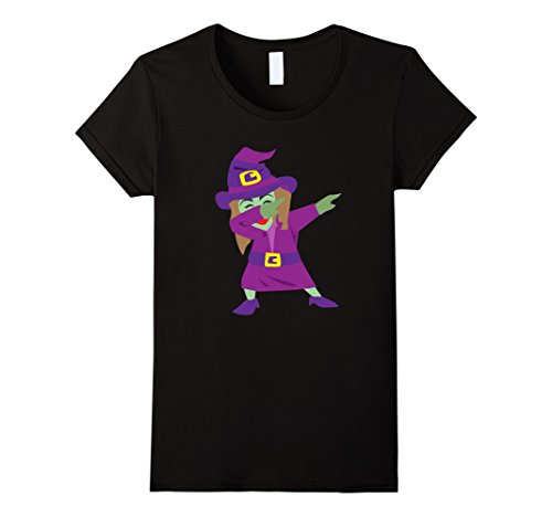 Dabbing Witch Shirt